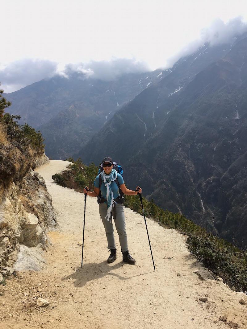 hiking everest base camp adventuroustrails