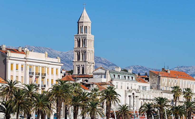 europe summer october blog europe shoestring split croatia domnius cathedral