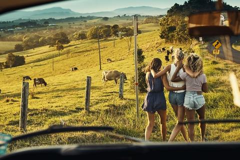 Universal Traveller friends travelling together