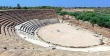 Greece famagusta ancient theater of Salamis