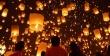 bangkok floating lanterns