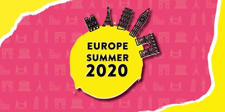 europe summer march deals